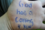 God has a calling for you