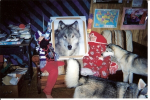 Christmas With The Wolves