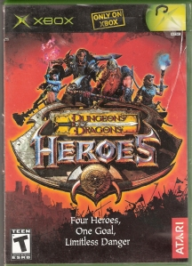 D+D Heroes