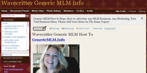 GenericMLM.Info