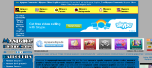 MySpace Picture Codes