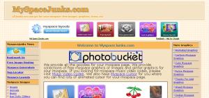 MySpace Junks