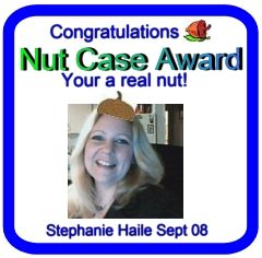 Blog Nut Nut Award