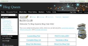 Blog Queen