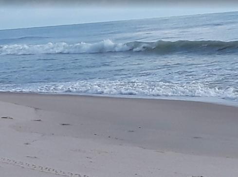 Florida East Coast Surf Fishing Waves